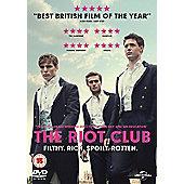 The Riot Club DVD