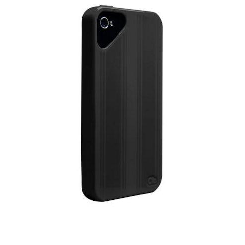 Olo Nimbus Stripes Cases for Apple iPhone 4/4s in Black