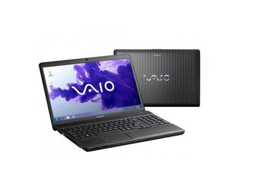 Sony Vaio SVE-1511M1E Notebook i5 (2450M)