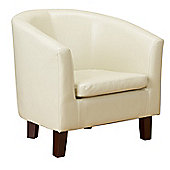 Value by Wayfair Tub Chair - Cream