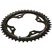 Stronglight 4-Arm/104mm Chainring: 44T.