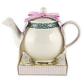 Cosy Days Ceramic Tea Pot