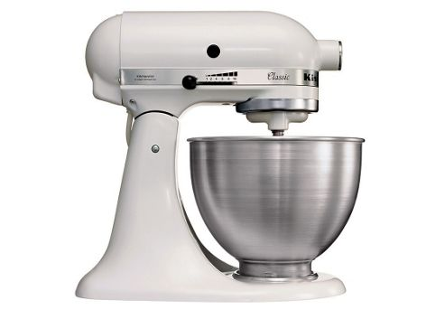 buy kitchenaid classic stand mixer white from our kitchenaid range