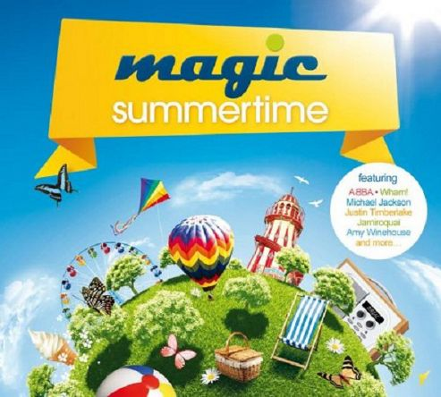 Magic Summertime (3Cd)
