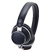 """Audio Technica ATH-RE700 On-Ear Headphones, Black"""