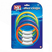 M.Y Splash Dive Rings