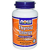 Now Thyroid Energy 90 Veg Capsules