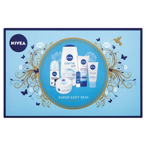 Nivea Super Soft Crash Gift Pack
