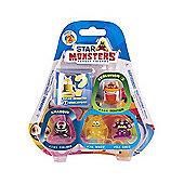 Star Monsters Series 2 Five Pack