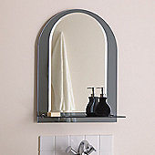 Endon Lighting Arced Bathroom Mirror