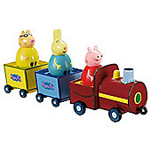 Peppa Pig - Weebles Peppas Wobbily Train