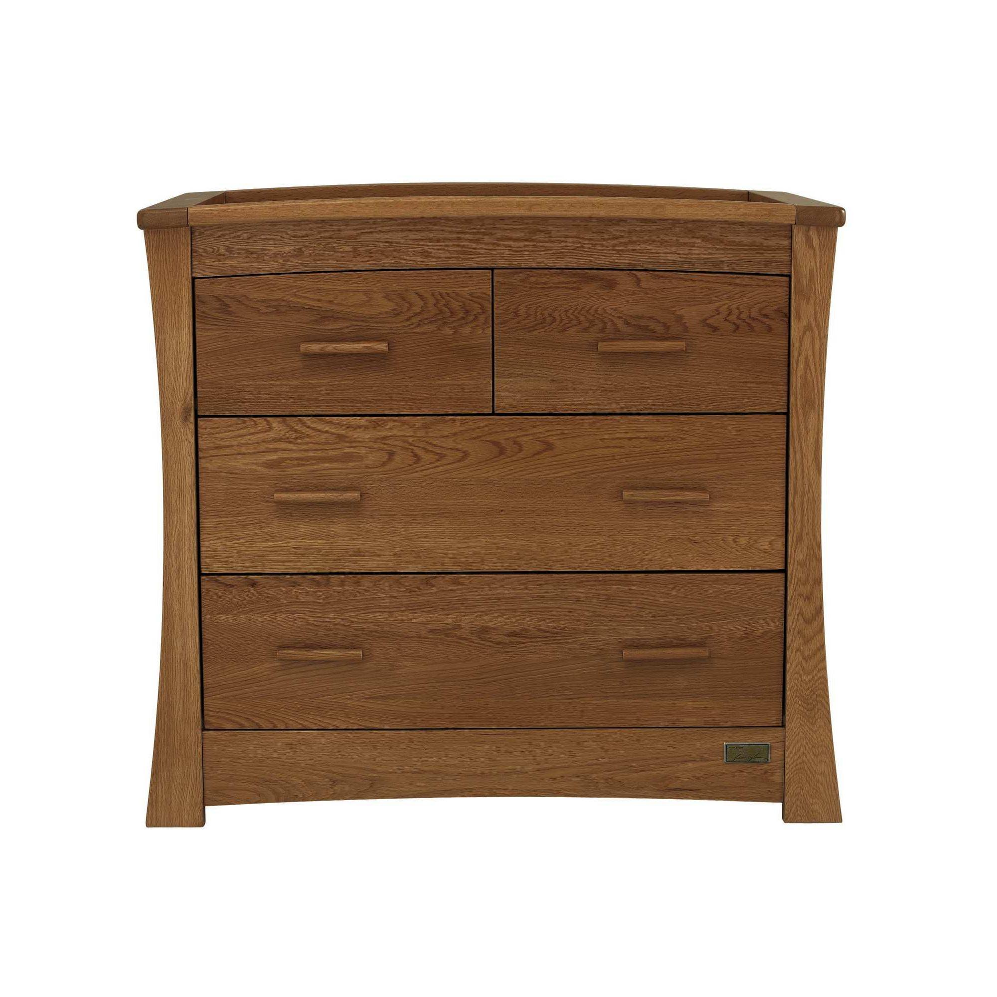 Mamas & Papas - Ocean Dresser with changer - Dark Oak at Tesco Direct