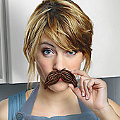 Munchstache - Moustache Cookie Cutters