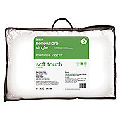 Tesco Soft Touch Topper Single