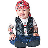 Born To Be Wild - Baby Costume 6-12 months