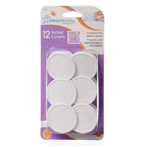 Dreambaby Socket Covers Pack of 12