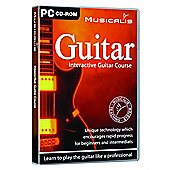 Musicalis Interactive Guitar Course (PC)