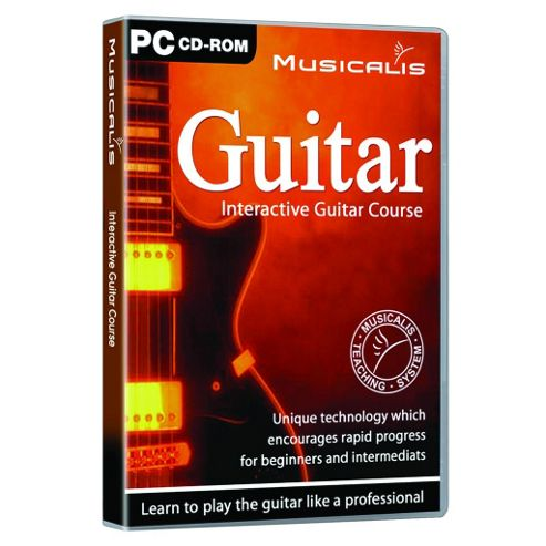 Musicalis Interactive Guitar Course