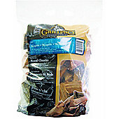 Grill Pro Mesquite Flavour Wood Chunks - BBQ Smoking