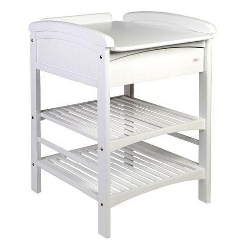 Troll Nicole Changing Table (White)
