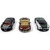 Bugatti Veyron Gift Set