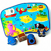 Meadow Kids Treasure Island Play Scene Squirter