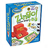 Zingo 1-2-3 - ThinkFun - Ravensburger