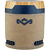House of Marley Chant BT Portable Speaker (Navy)