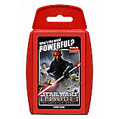 Top Trumps - Star wars Episode 1 The Phantom Menace - Winning Moves