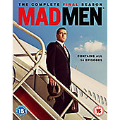 Mad Men Season 7 Blu-ray