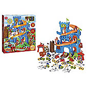 Knight Fortress Playset 100 Pieces
