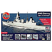 Hornby 1:350 HMS Daring Type 45 Destroyer Airfix