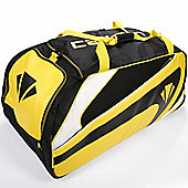 Carlton Badminton Large Tour Holdall (L89cm x W40cm x D40cm) Black/Yellow