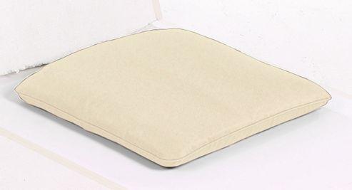 Glencrest Seatex CC Armchair Cushion - Natural