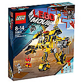LEGO Movie Emmet's Construct-o-Mech 70814