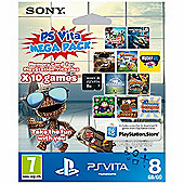 PS Vita Kids Vch & 8Gb Mem (PSVita)