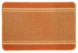 Dandy Kilkis Terracotta Contemporary Rug - 67cm x 100cm