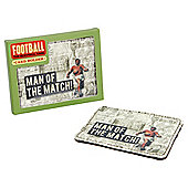 Football Credit Card Holder, Man Of The Match