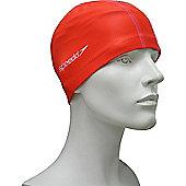 Speedo Pace Senior Lycra Swimming Cap - Orange