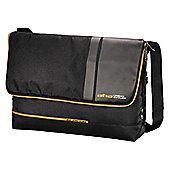 """Hama AHA Laptop Messenger Bag for up to 14.1"""" Black"""