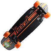 Mindless ML5000 Rascal Orange Complete Longboard
