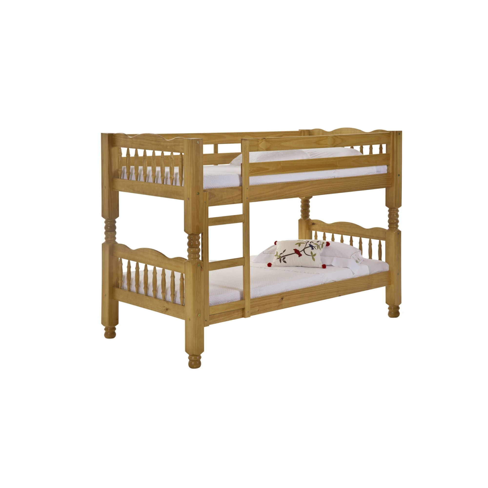 Verona Trieste Short Length Kids Bunk Bed at Tesco Direct