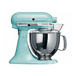 Buy Kitchenaid Artisan Ice Blue Food Mixer From Our Stand