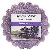 Yankee Melt Lavender Spa