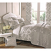 Dreams n Drapes Malton Slate Duvet Cover Set - Super King