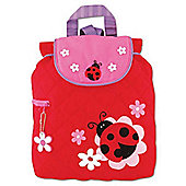 Children's Red Ladybird Backpack