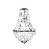 Aimbry Chelsea Pendant in Clear