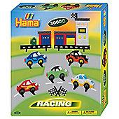 Hama Beads Racing 3000 Piece Set