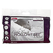 Catherine Lansfield Home Essentials 15 Tog Quilt Hollowfibre Quilt - Single