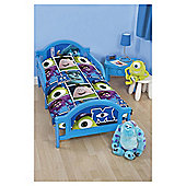 Disney Pixar Monsters University Junior Bed Bedding Set